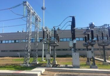 Alytaus TP 110 kV AS rekonstravimas. 330/110/10 kV autotransforatoriaus (AT-1) keitimas