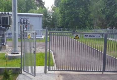 35/10 kV Birštono TP rekonstrukcija