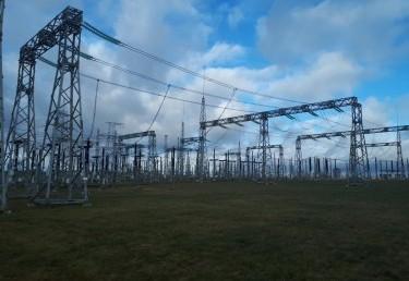 330 kV Bitėnų skirstomojo punkto statyba