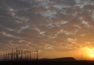 Проект строительства высоковольтного преобразователя и ОРУ 400 кВ в районе Алитус.