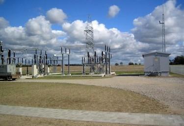 Парк ветряных электростанций ЗАО