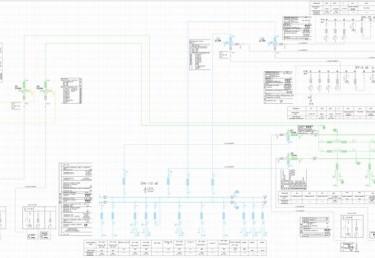 Расширение и реконструкция ОРУ 220 кВ на ПС 330 кВ Сясь